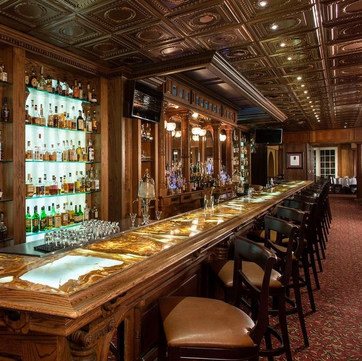 whiskey bar 001 4 6 Hotels With The Best Bars For Whisky Lovers