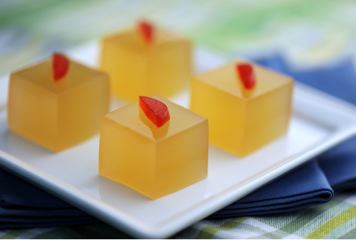 How To Make Whiskey Sour Jello Shots photo