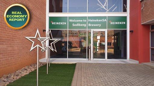 Heineken Set To Increase Sedibeng Facility?s Capacity By 2020 photo