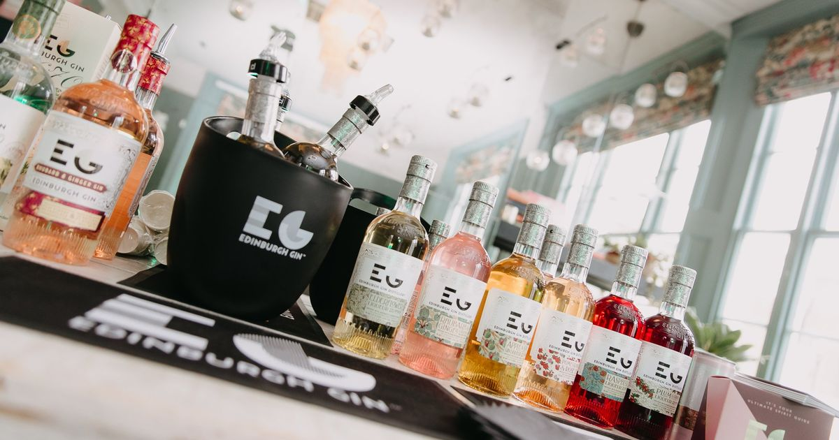 Edinburgh Gin Take Over West End Bar With Masterclasses From Experts Next Week photo
