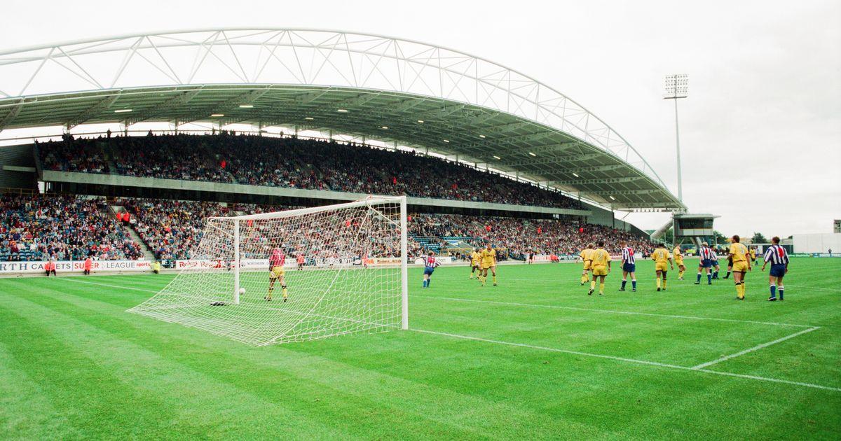 Huddersfield's John Smith's Stadium Is 25 Years Old Today photo