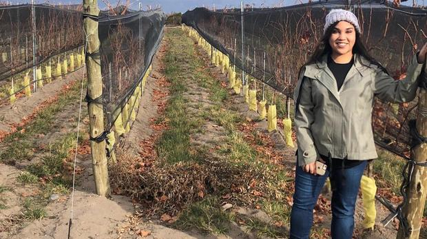 Kuils River's Kelly-marie Jacobs Appointed As Zonnebloem's White Winemaker photo
