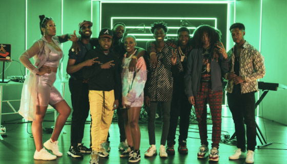 #thirstforyours: Sprite Highlights Exceptional Unsigned Talent With &# photo