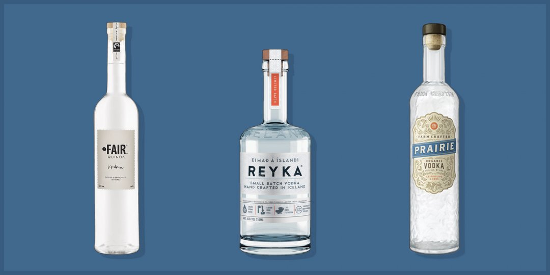 The 10 Best-tasting Vodkas photo