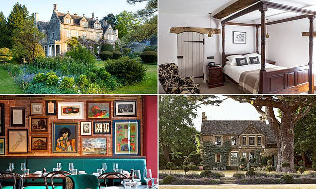 Revealed: The Ten Best Places To Stay In The Cotswolds photo