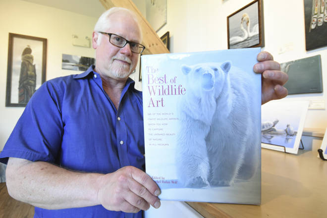The Okanagan Celebrates And Says Goodbye To Beloved Artist Terry Isaac photo
