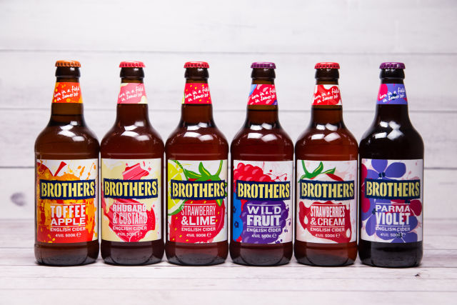 Brothers Cider Enjoys 17% Volume Growth photo