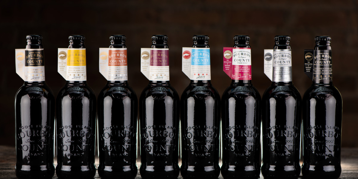 Goose Island Will Release 8 Bourbon County Variants This Year?and A Collection photo