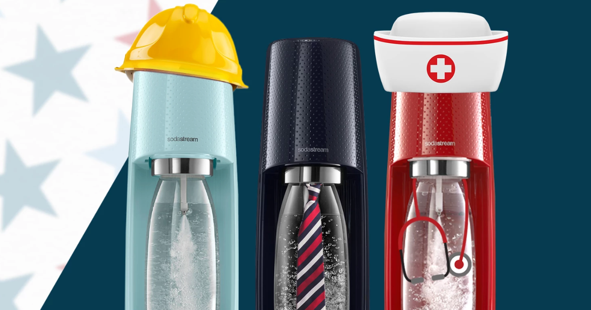 Sodastream Labor Day Sale — Save 15% Sitewide photo