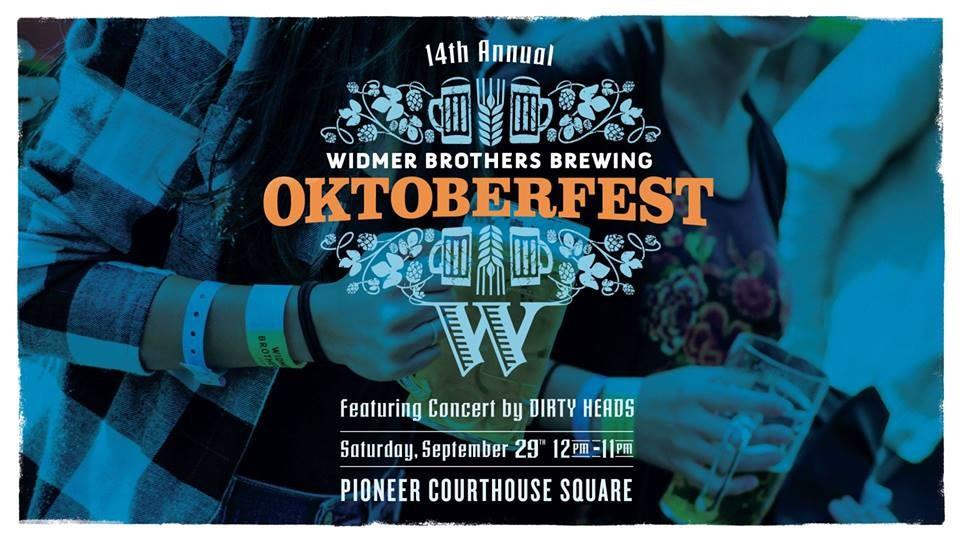 Widmer Brothers Brewing Oktoberfest 2018 photo