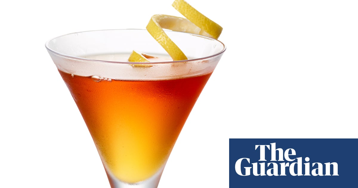 Cocktail Of The Week: Aizle's Sazerac photo