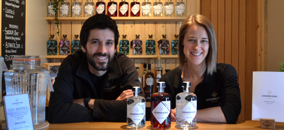 Duo Behind Latest Yorkshire Distillery Startup Launch New Products For Market photo
