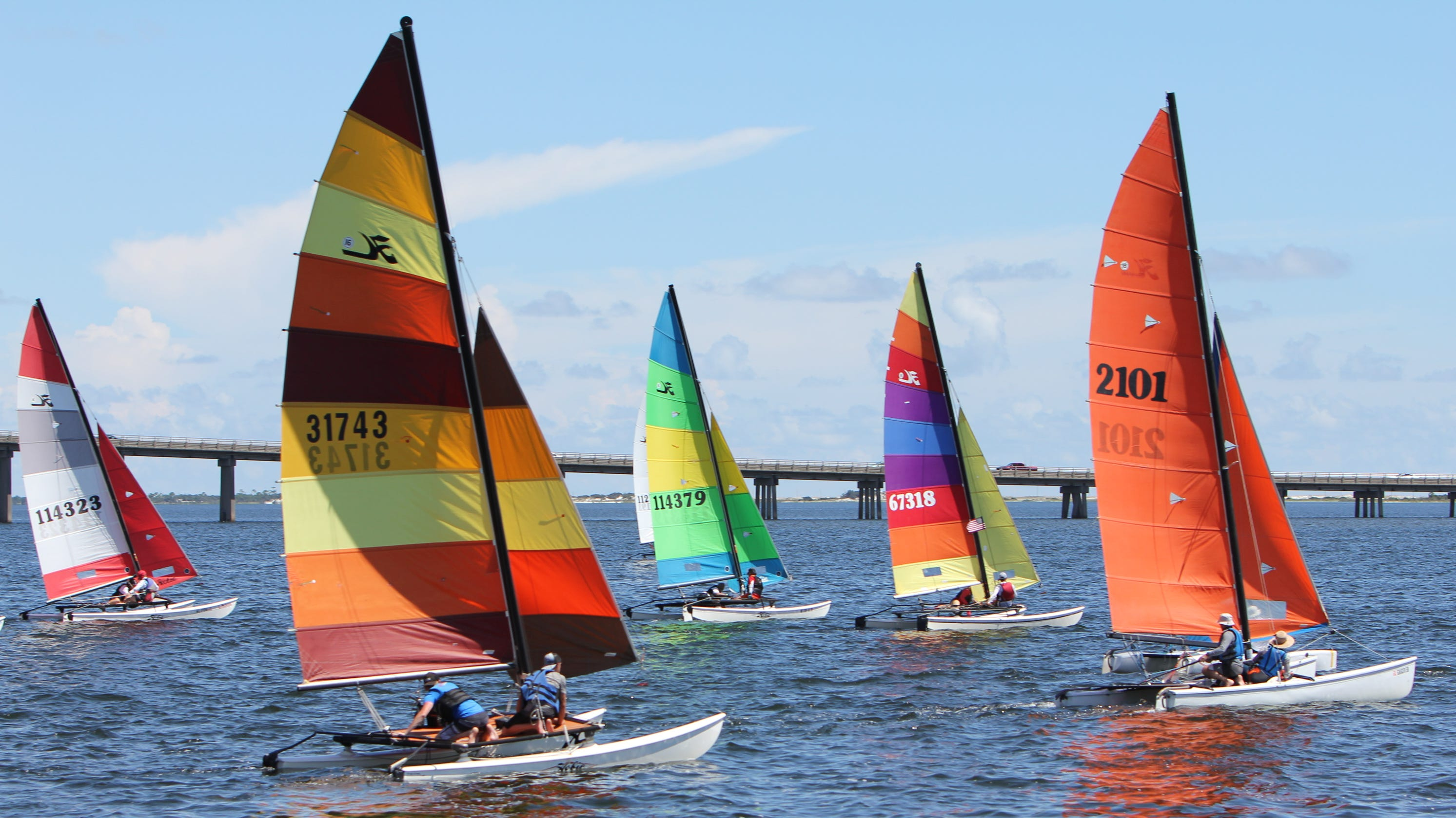 Navarre Beach Juana Good Time Regatta Schedule, Registration Info Released photo