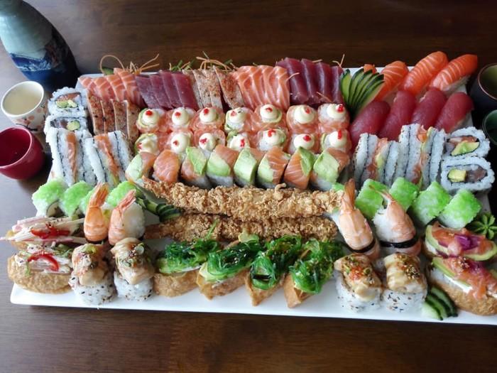 Bottomless sushi photo