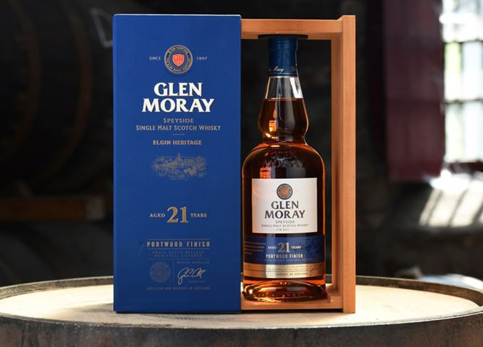 Glen Moray Releases 21 Year Old Port Finish photo