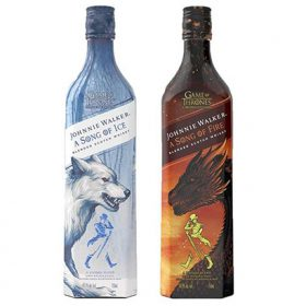 Johnnie Walker Releases Song Of Fire And Ice Whiskies photo