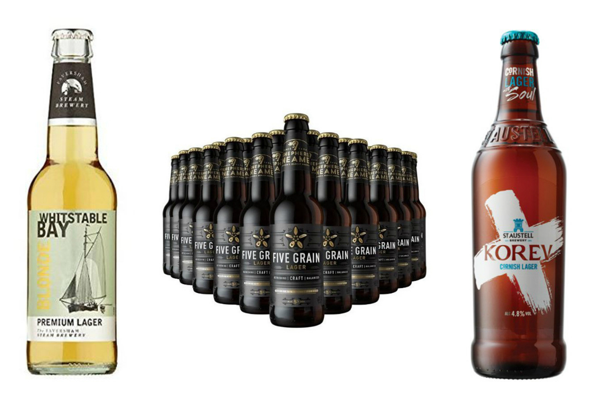 Our Guide To The Best British Lagers You Need To Try photo