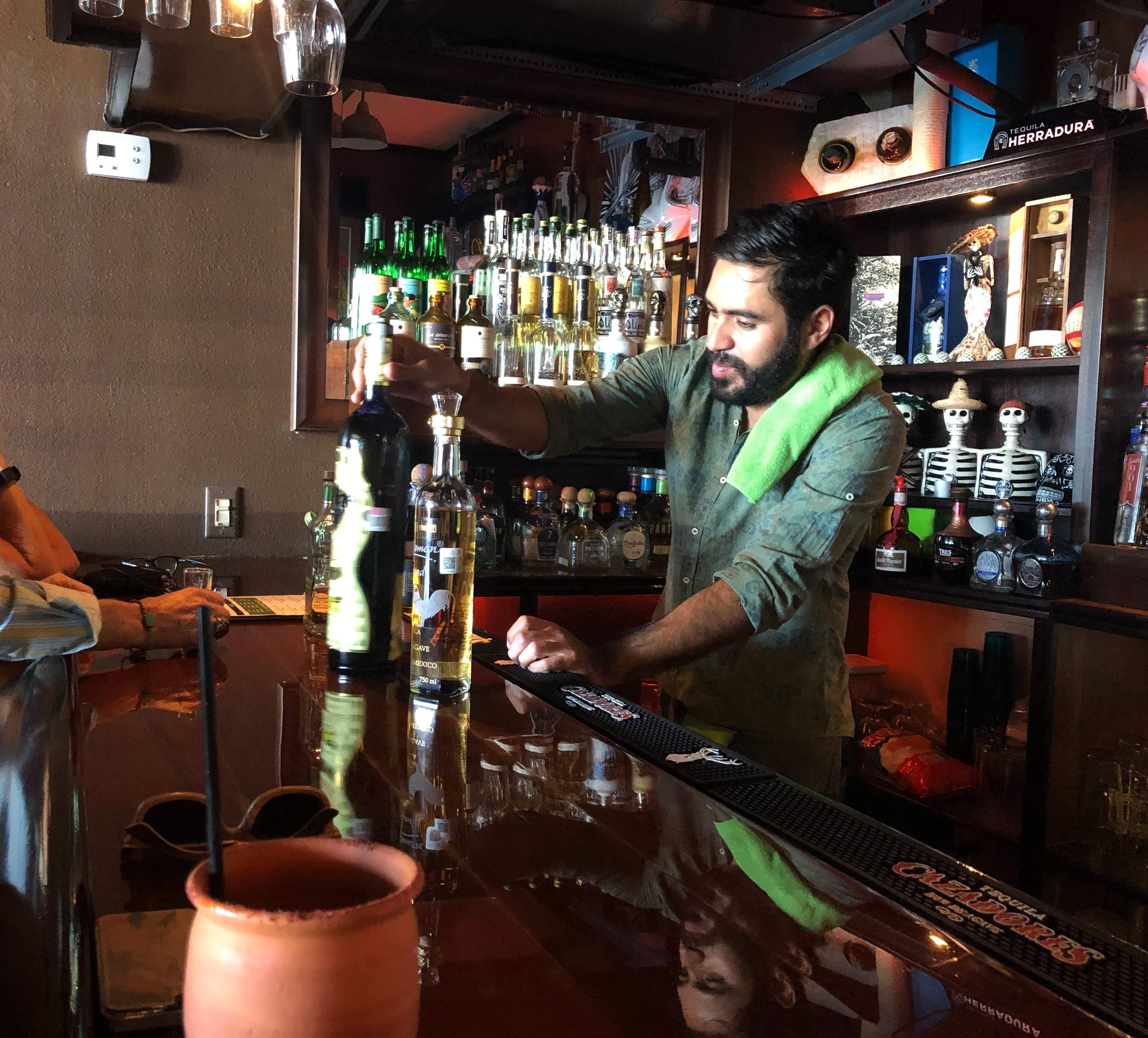 Bar Review: El Agave Gives Tequila A Well-deserved Star Turn photo