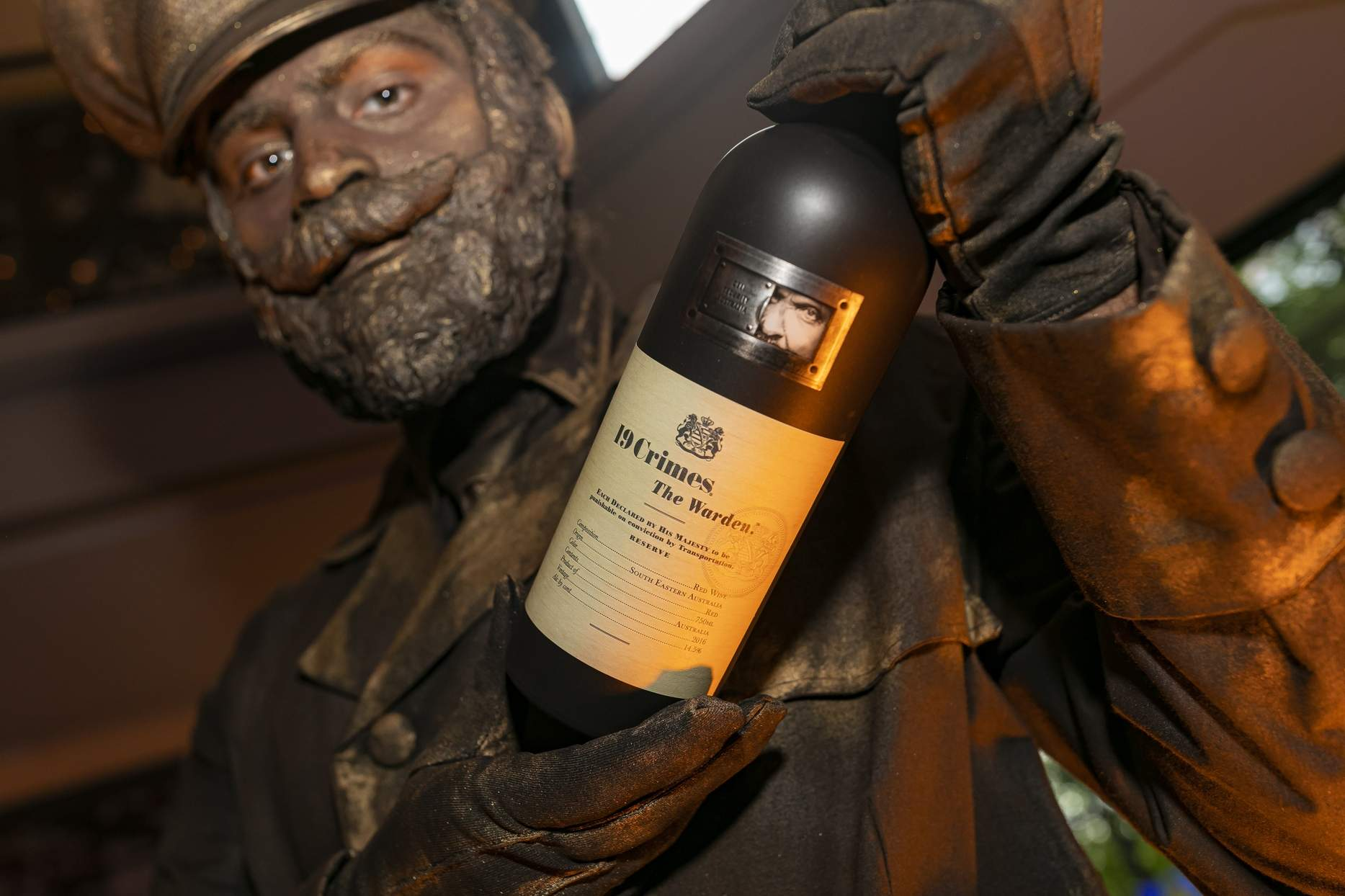 Wine Labels Tell A 250-year-old Story Of Convicts Turned Colonists photo