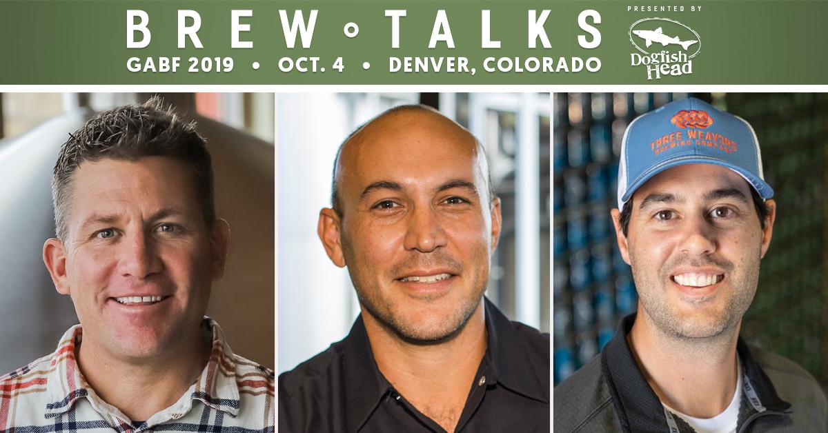 Brew Talks At Gabf: Beyond Beer Panel, Dogfish Head-boston Beer Merger photo