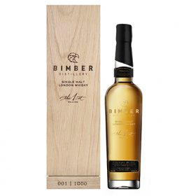 Bimber Distillery Debuts Inaugural Single Malt Whisky photo