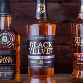 Constellation Sells Black Velvet Whisky To Heaven Hill photo