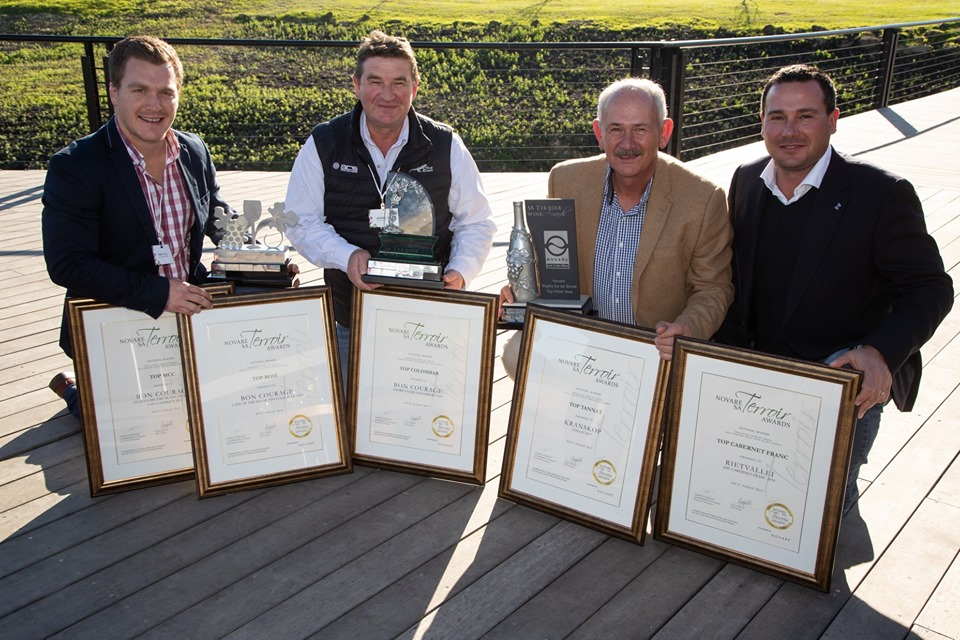 Terroir Triumph For Robertson Wine Valley photo