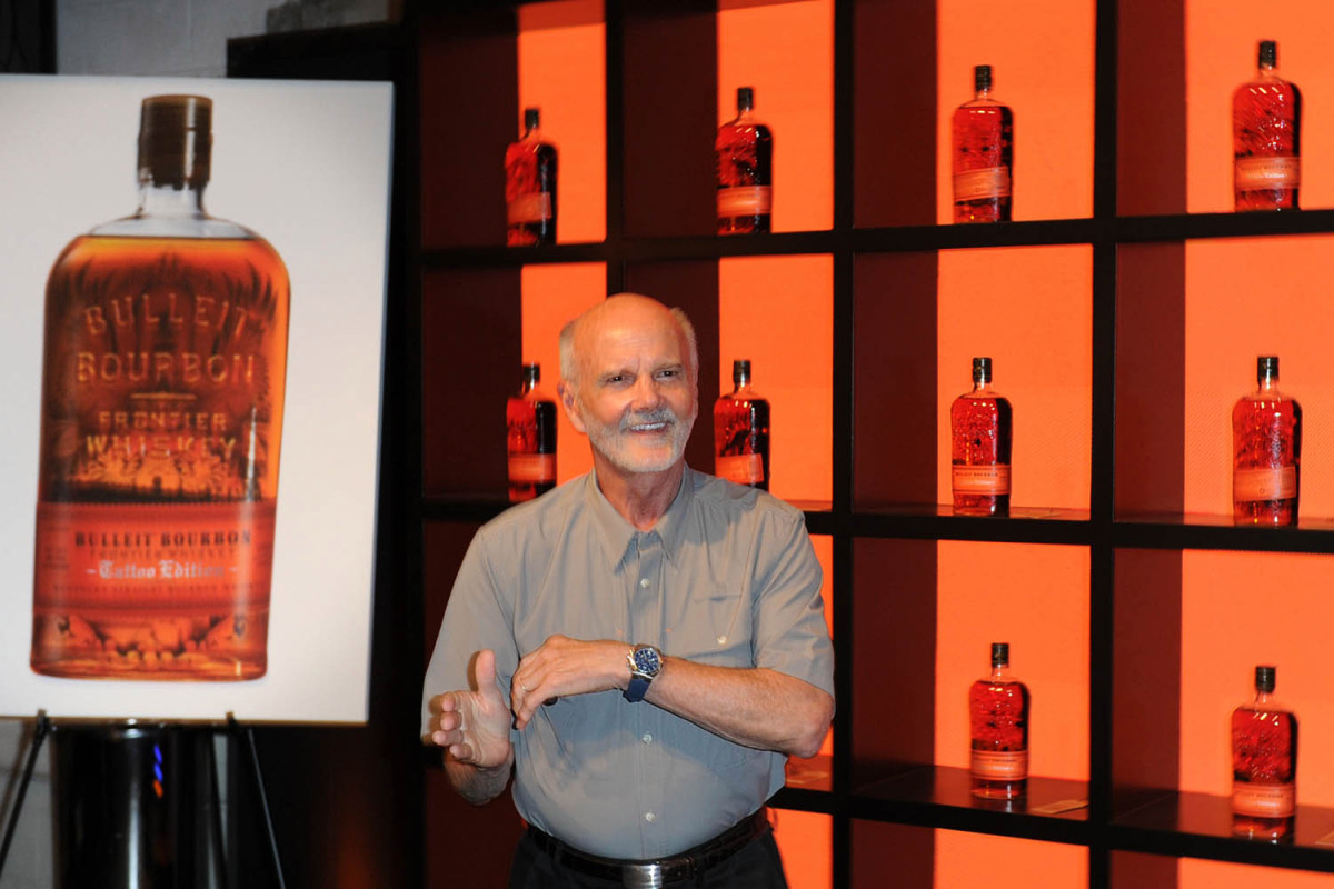 A History Of Sexual Abuse Accusations In The Bulleit Bourbon Family photo