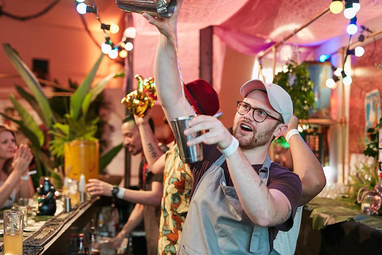 Chivas Regal Hosts Annual Cocktail Competition photo