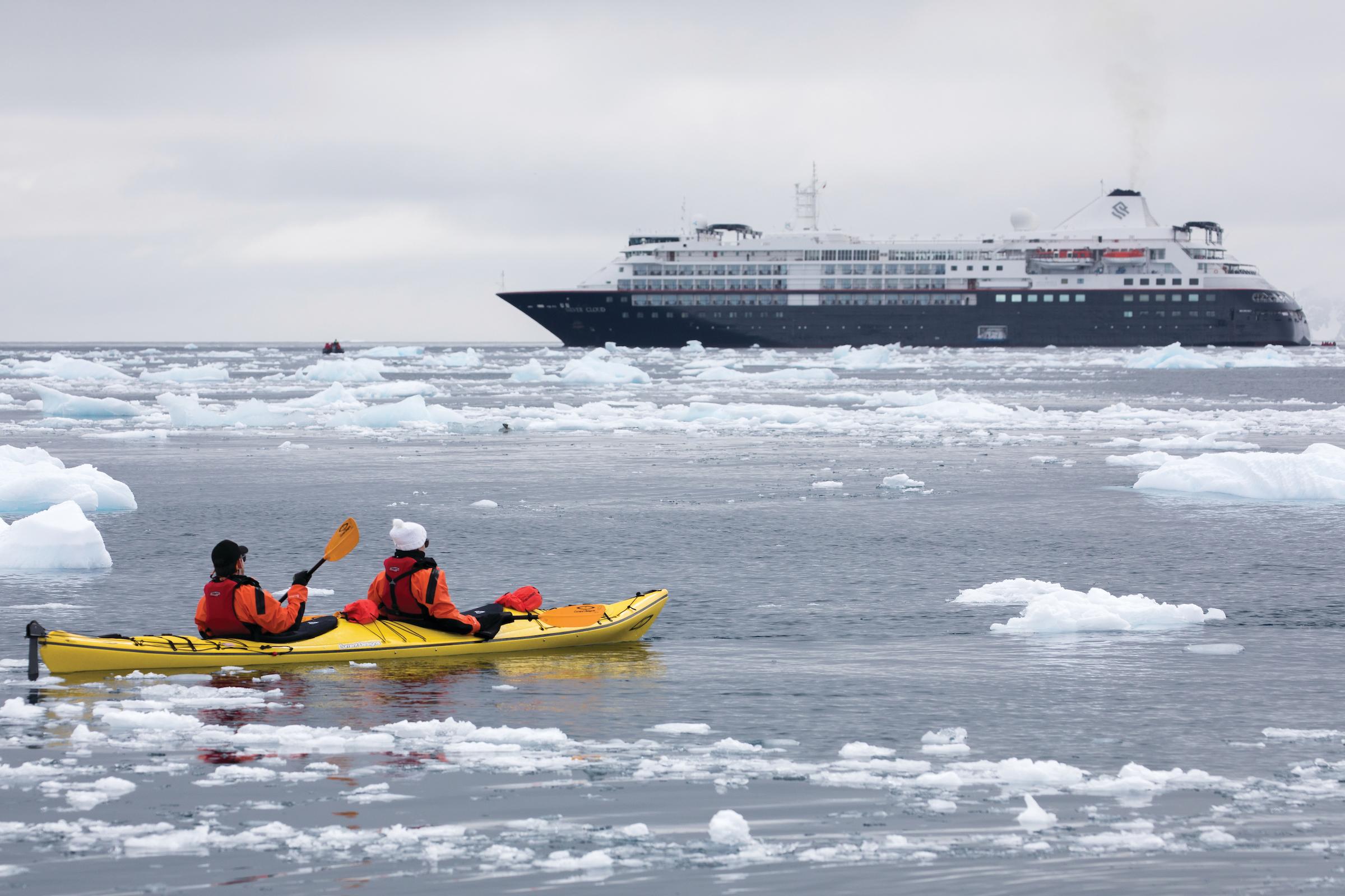 Cruise Wrap: Clia's New Campaign, Silversea Enhances Polar Trips, P&o's State Of Origin Cruise + More! photo