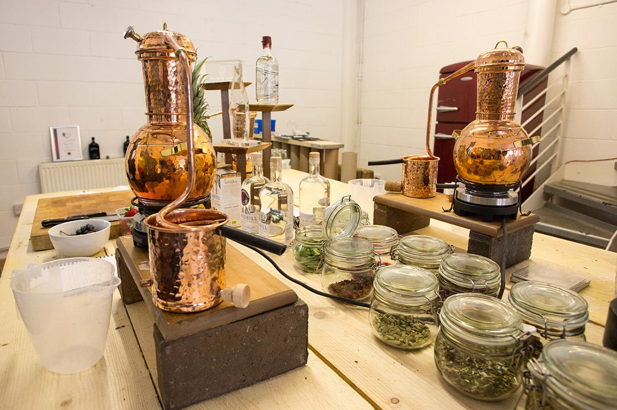 Scottish Gin Distillery Guide: The Best Distilleries In Scotland You Can Visit For A Tour Or Day Trip photo