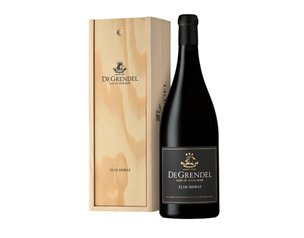 De Grendel Elim Shiraz 2017 Tops Winemag 2019 Shiraz Report with Outstanding 95 Points photo