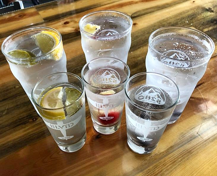Colorado Breweries Tap Into Hard Seltzer, Summer 2019's Hottest Trend photo