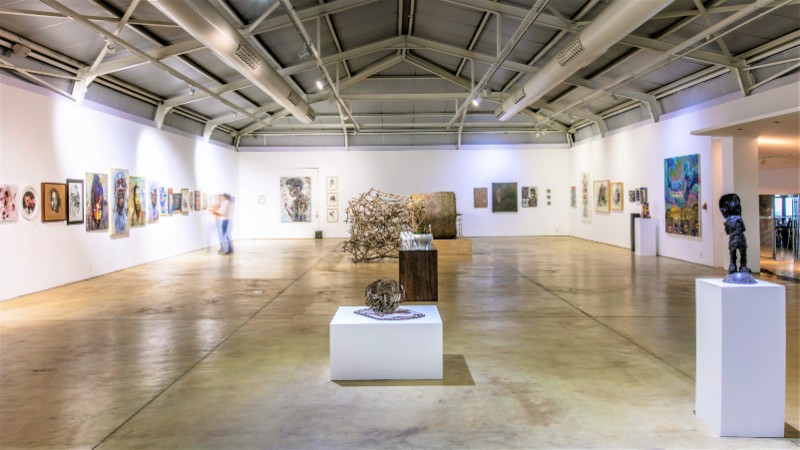 South Africa's largest SELF-portrait exhibition opens at Glen Carlou photo