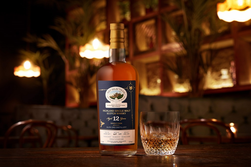 Whisky And Gin Brand Inspired By Prince Charles photo