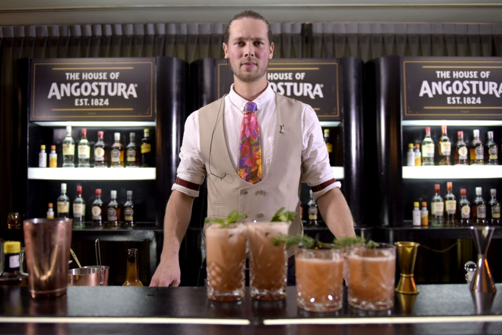 George Hunter Meet The South African Judging Panel For The Angostura Global Cocktail Challenge 2020