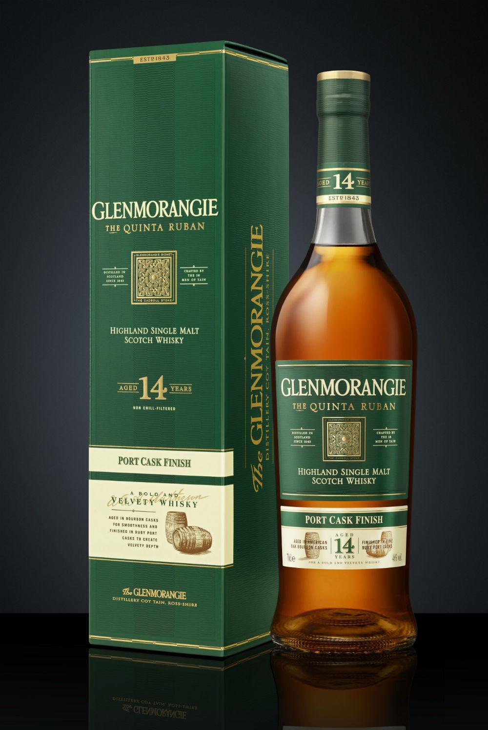 Glenmorangie Whisky Scoops Seven Awards At Prestigious Competition photo