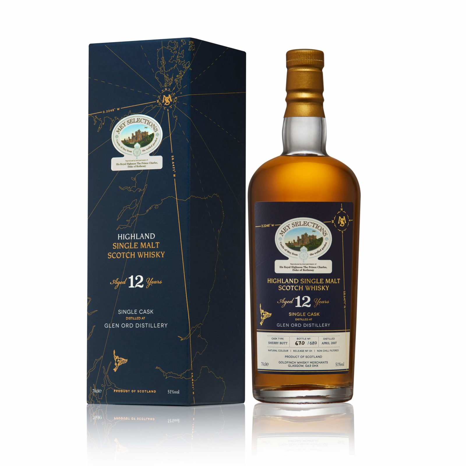 Limited Edition Whisky And Gin With Royal Connection Launched photo