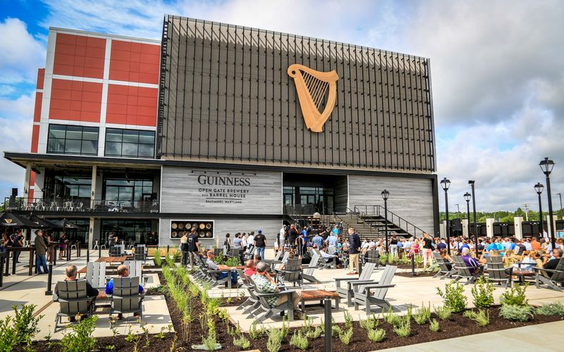 Cheers To One Year! Big Celebrations To Mark Anniversary Of The Guinness Us Brewery photo