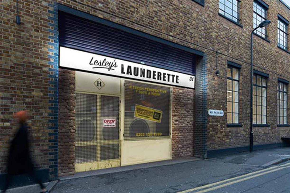 Hendrick's Gin Creates Launderette Activation photo