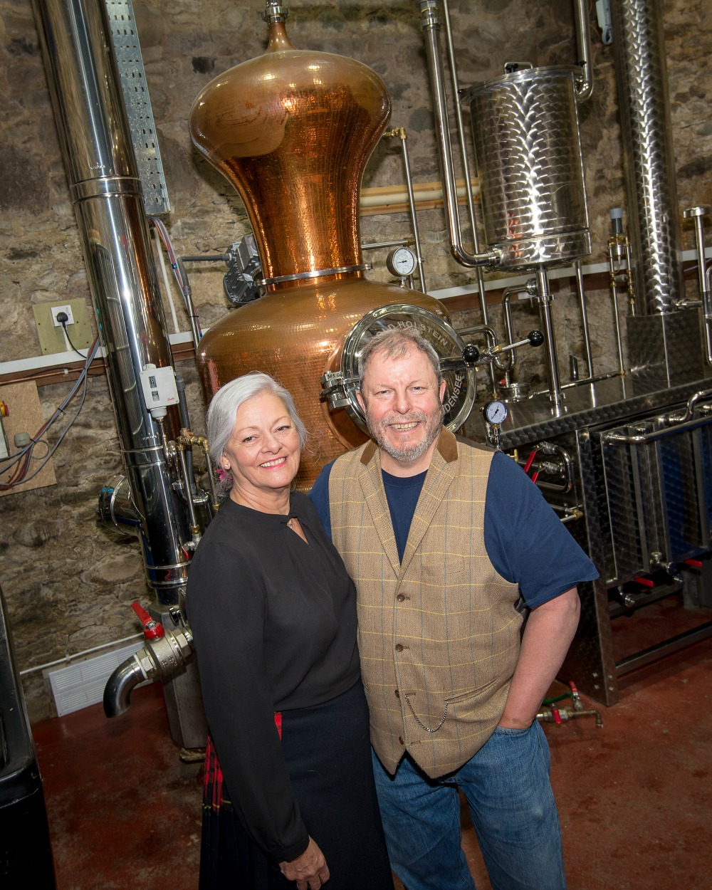 Mcqueen Gin Wins At Scottish Women's Awards photo
