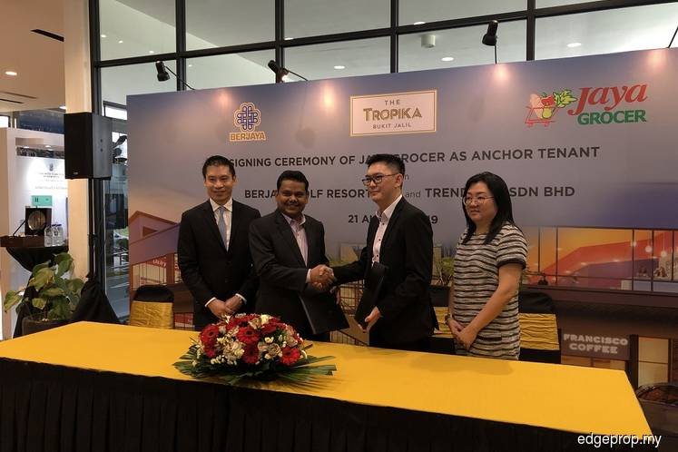 Jaya Grocer To Be Anchor Tenant At The Tropika, Bukit Jalil photo