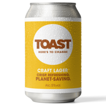 The Global Masters Beer Of The Week: Toast Ale Craft Lager photo