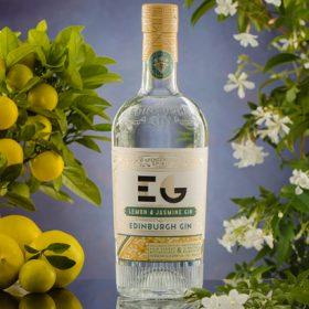 Edinburgh Gin Adds Lemon & Jasmine To Flavoured Range photo