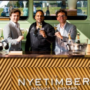 Nyetimber Teams Up On New Menu With Lympstone Manor And Michael Caines photo