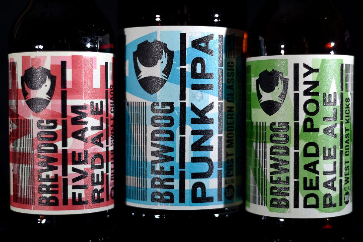 Brewdog Bins Design For New 'punk' Whisky After Fans Brutally Slate It Online photo