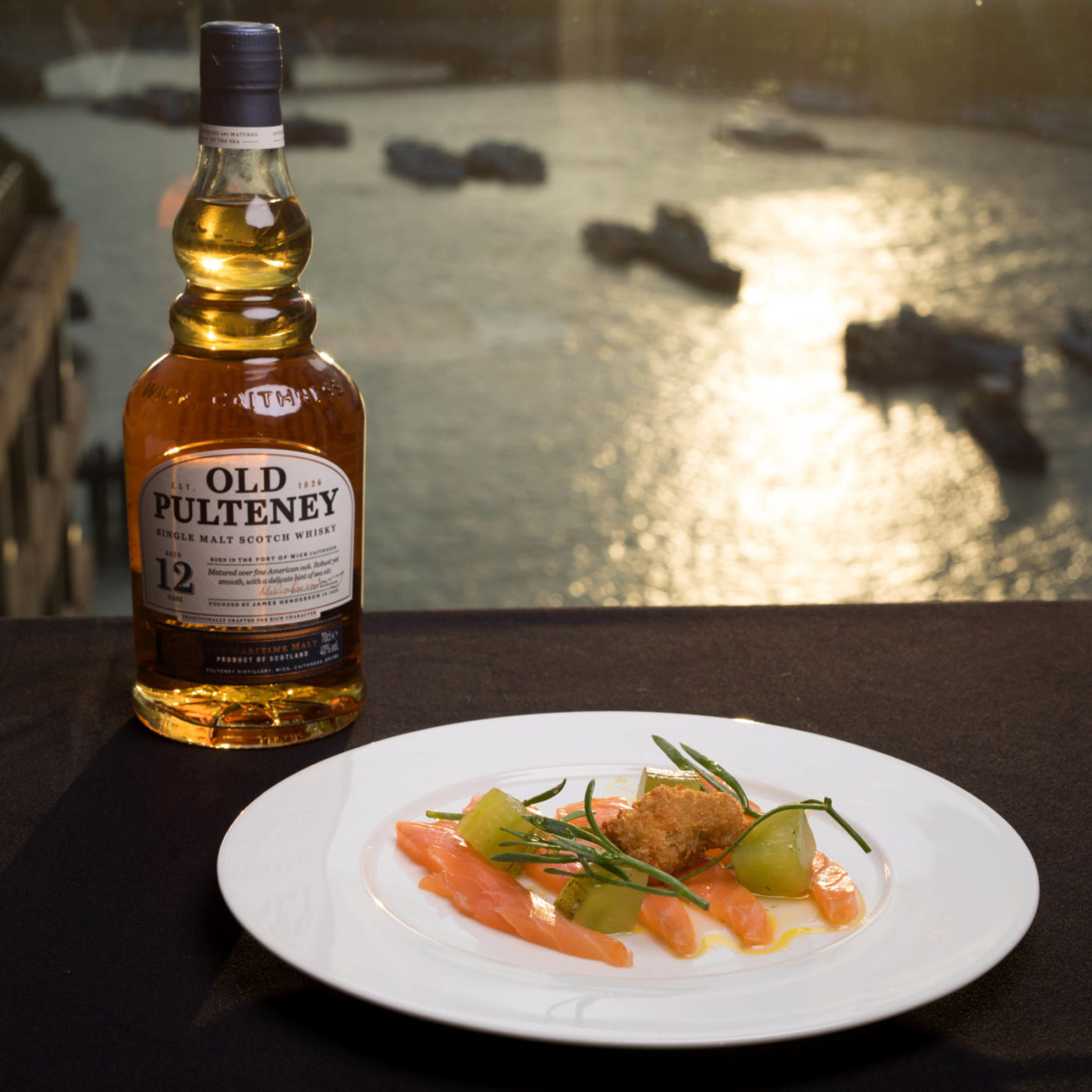 Iconic Restaurant Teams Up With Old Pulteney Whisky For Exclusive Paired Lunch photo