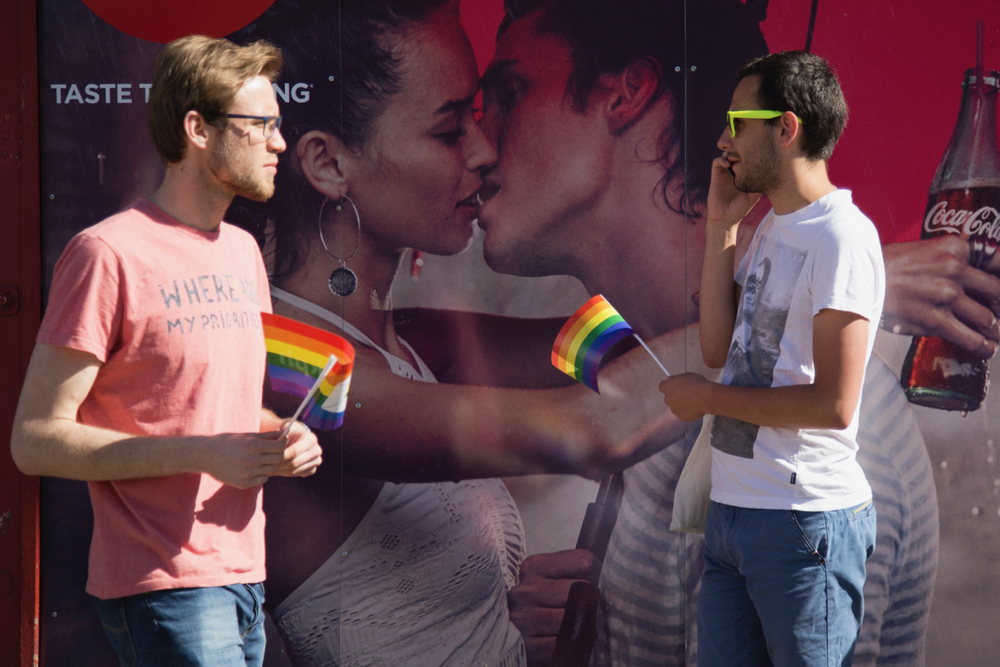 Catholics Protest Pro-lgbt Coca-cola Campaign photo
