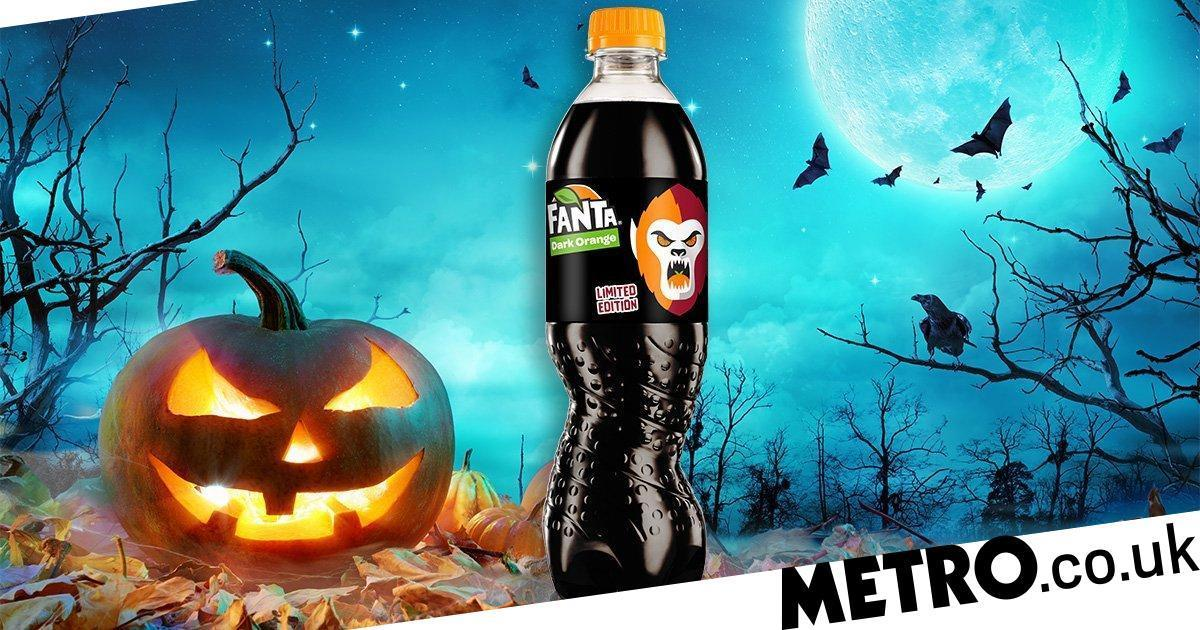 Fanta Is Launching A Jet Black Version For Halloween photo