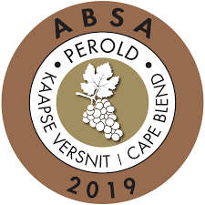 Absa Perold Cape Blend Competition 2019 Results photo